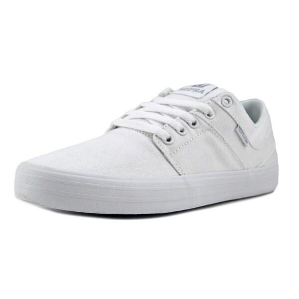 Supra Vista Men White-White Skateboarding Shoes