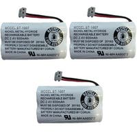 Replacement BT1007 (TL26602) Battery For Uniden EZI2996 Phone Models (3 Pack)