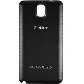 SAMSUNG NOTE 3 BACK DOOR BLACK (T-Mobile)
