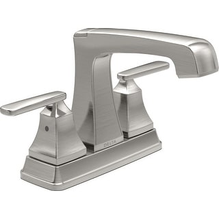 Delta 2564-TP-DST  Ashlyn Centerset Bathroom Faucet with Pop-Up Drain Assembly