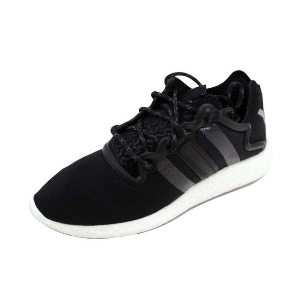 c90a3f04f44e Shop Adidas Men s Y-3 Yohji Run Core Black Reflective-White BB4865 ...