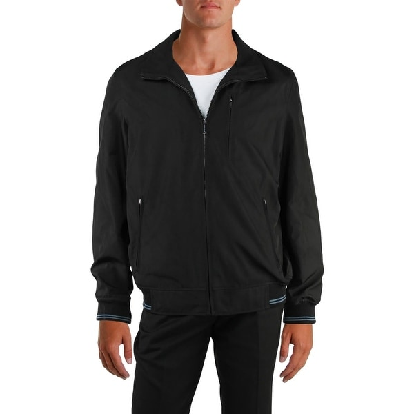43c1a58b63 Shop Perry Ellis Mens Basic Jacket Fall Lightweight - Free Shipping On  Orders Over  45 - Overstock - 24208320
