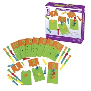 Lauri Number Puzzle Board and Peg