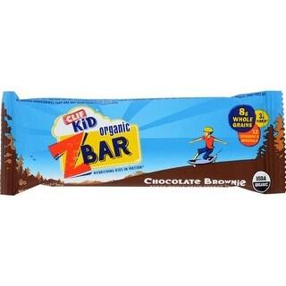 Clif Bar - Clif Kid Z Bars Chocolate Brownie ( 18 - 1.27 OZ)