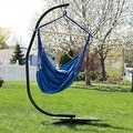 Sunnydaze Jumbo Hanging Chair Hammock Swing - Thumbnail 6