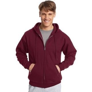 Hanes ComfortBlend EcoSmart Full Zip Hoodie