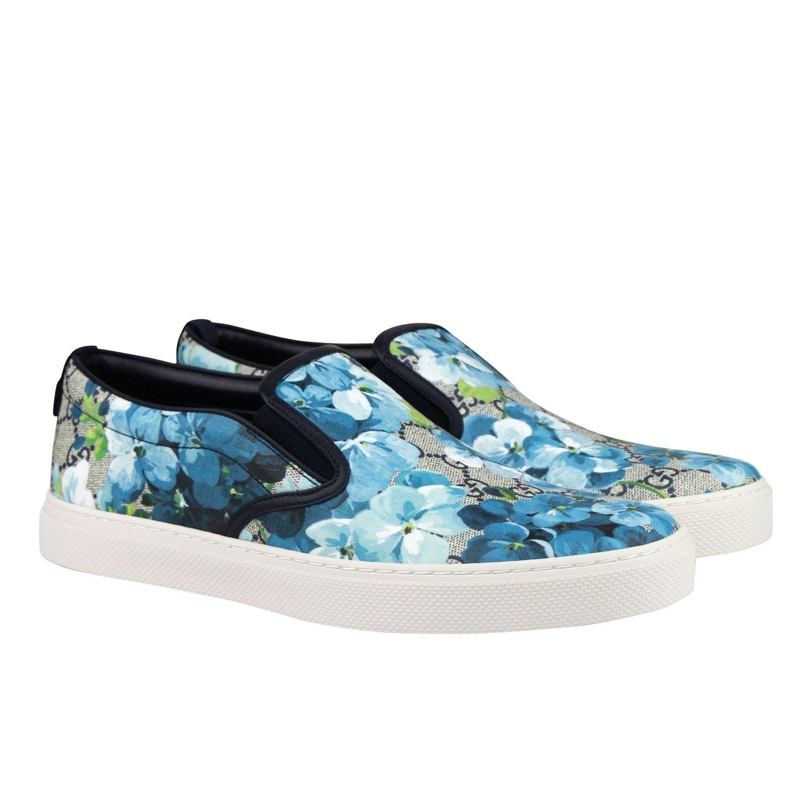 gucci men's slip on shoes
