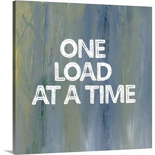 Pamela J. Wingard Premium Thick-Wrap Canvas entitled Laundry III