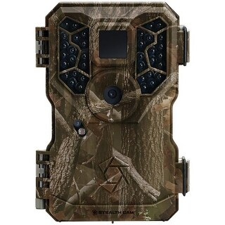 Stealth Cam 8.0-Megapixel PX36NG No Glo Scouting Camera, Green