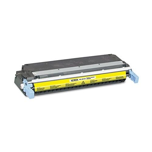 Xerox 645A Toner Cartridge - Yellow 006R01315 Toner Cartridge