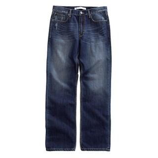 Tin Haul Western Jeans Mens Reg Joe Med Wash 13-10-004-0420-1770 BU