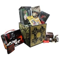 Horror Gift Box Bundle w/ Hellraiser, Friday the 13th, Nightmare on Elm Street, Walking Dead, Saw + - multi