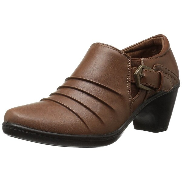 Easy Street Womens burnz Almond Toe Formal Slide Sandals