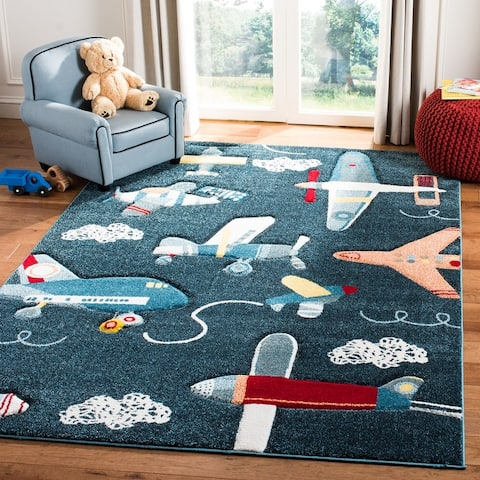 Safavieh Carousel Kids Ardak Transitional Rug