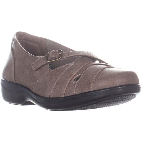 Easy Street Sync Loafers Flats, Taupe