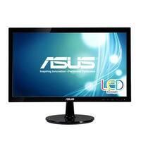 """Asus Vs207t-P 19.5"""" Hd+ 1600X900 Dvi Vga Back-Lit Led Monitor"""