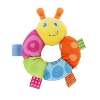 Mary Meyer Taggies Colours Caterpillar Rattle Caterpillar Rattle Toy