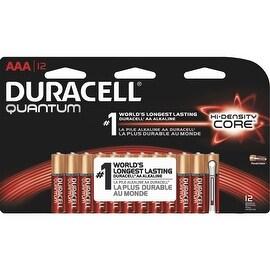 Duracell Quantum Aaa 12Pk Battery