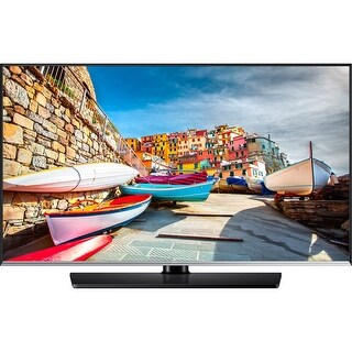 "Samsung 478 HG32NE478BF 32"" LED-LCD TV - 16:9 - HDTV - Black - (Refurbished)"
