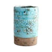 Cyan Design Large Geneva Vase Geneva 11.5 Inch Tall Terracotta Vase - N/A