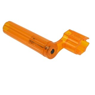 Unique Bargains Unique Bargains Guitar String Thread Peg Winder Pin Remover Orange