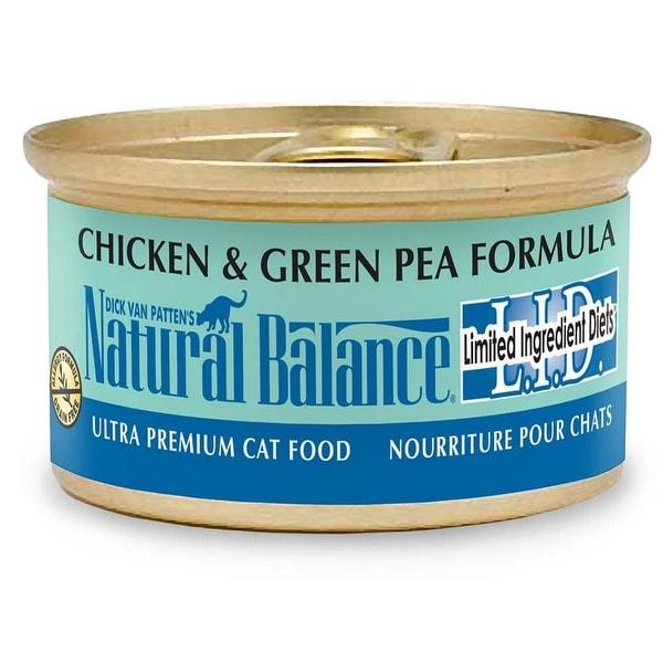 Natural Balance Lid Cat Food Reviews