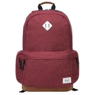 "Link to Targus 15.6"" Strata II Backpack (Burgundy) - TSB93603GL Similar Items in Backpacks"