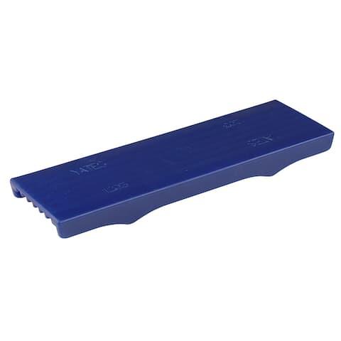 Ce smith flex keel pad blue 12 x 3 16873