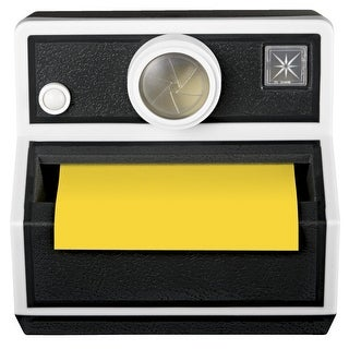 Post-it Pop Up Notes Camera Dispenser with Note Pad
