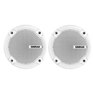 Simrad 6.5 Inch 2-Way Marine Speakers - 200W 6-5 2-Way Marine Speakers - 200W