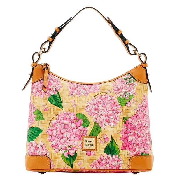 Dooney & Bourke Hydrangea Basketweave Hobo (Introduced by Dooney & Bourke at $228 in Apr 2018)
