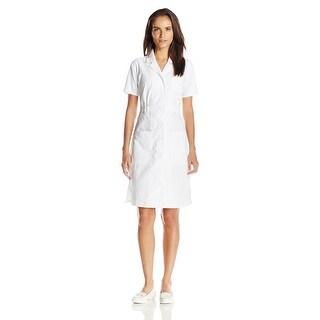 Dickies Women's Button Front Nursing Scrub Dress 84500