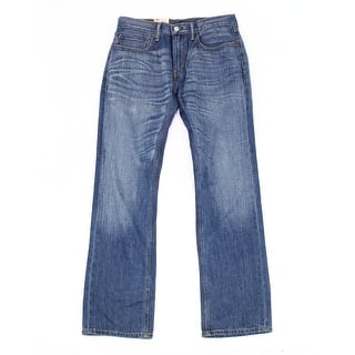 Levi's NEW Blue Men's Size 31X32 559's Relaxed Straight Leg Jeans|https://ak1.ostkcdn.com/images/products/is/images/direct/83787ab90fd67de3059bc1d5451b22d7661ace93/Levi%27s-NEW-Blue-Men%27s-Size-31X32-559%27s-Relaxed-Straight-Leg-Jeans.jpg?impolicy=medium
