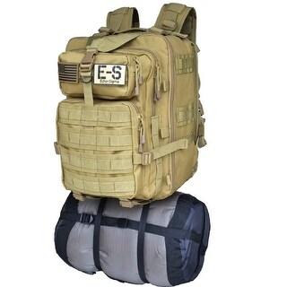 Echo-Sigma Emergency Bug Out Bag Red - ES-BOB-RED