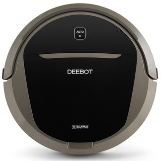 ECOVACS DEEBOT DM81 Multi-Surface Floor Cleaning Robot with Advanced Wet/Dry Mop