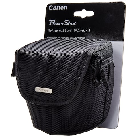 Canon Psc-4050 Carrying Case for Camera - Black - Nylon