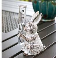 Bunny Rain Gauge