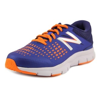 New Balance KJ775 Round Toe Synthetic Sneakers
