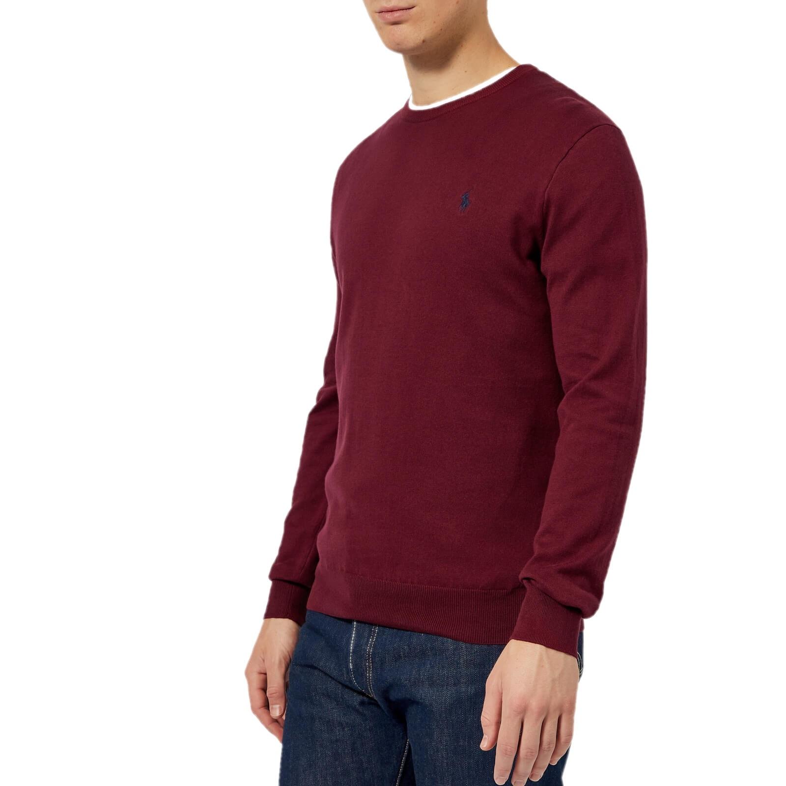 Polo Ralph Lauren Kid/'s Sandstone Classic Round Neck S//S T-Shirt