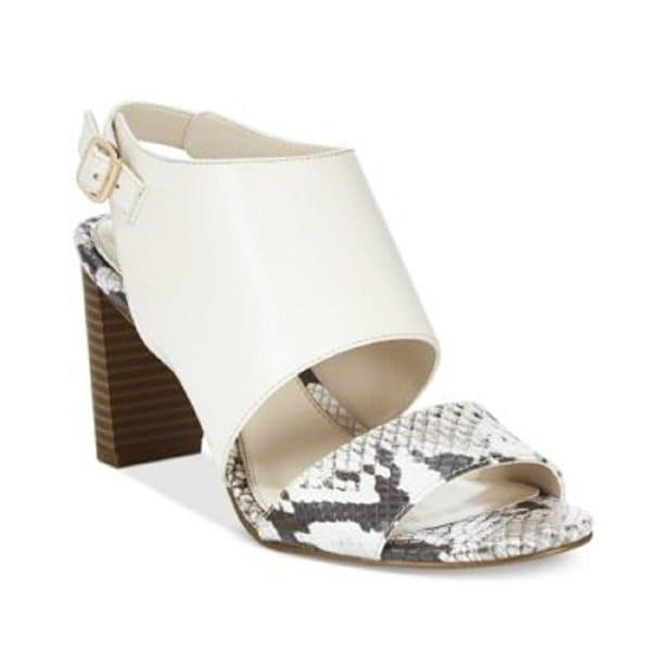 Alfani PRIMA Womens Iddris Sandals Heels Shoes - 6 b(m)