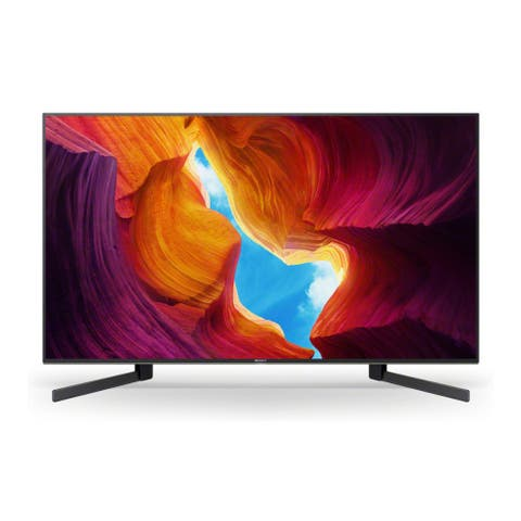 Sony X950H 49-Inch Full Array LED 4K Ultra HD HDR Android Smart TV - Black