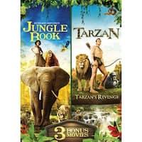 Jungle Book & Tarzan [DVD]