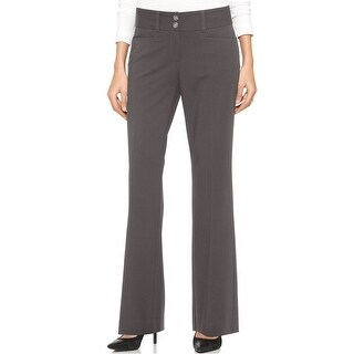Alfani Two Button Curvy Fit Dress Pants Trousers Slacks - 2p