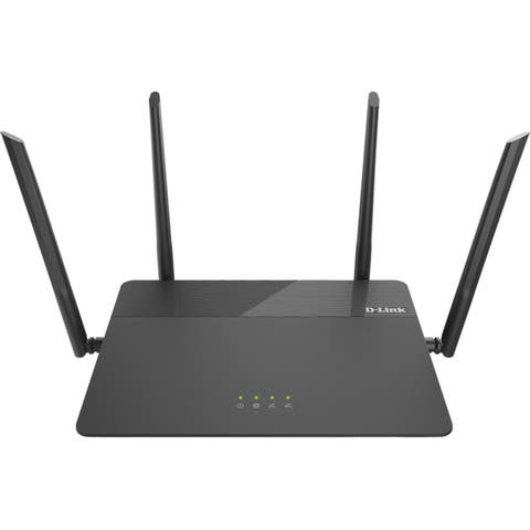 D-link systems dir-878 ac1900 wi-fi router; dual-band wireless with 3x3 data streams, smart connect, ad