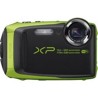 Fujifilm FinePix XP90 Digital Camera (Lime) (International Model)