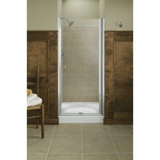 """Kohler K-702400-L Frameless Pivot Shower Door - 28.75""""-30.25"""" W x 65.5"""" H"""