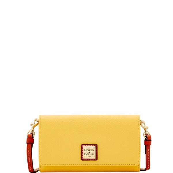 Dooney & Bourke Pebble Grain Daphne Crossbody Wallet (Introduced by Dooney & Bourke at $168 in Dec 2017)