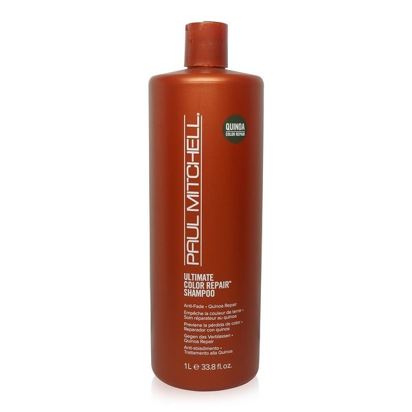 Paul Mitchell Ultimate Color Repair Shampoo 33.8 Oz