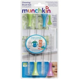 Munchkin Cleaning Brush Set, 1 ea