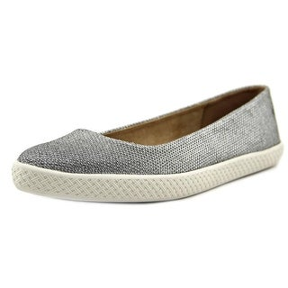 Style & Co Skimmii Round Toe Synthetic Loafer